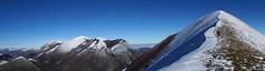Lo spettacolare colpo d'occhio salendo al Motette (EmozionInUnClick - l'Avventuriero's photos) Tags: montagna motette