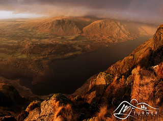 Wast Water from Whin Rigg