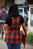 2009_04_01_9999_382fr (Mangiwau) Tags: hot streets west girl shopping indonesia asian java dress butt babe sidewalk jakarta denim raya roadside jalan cantik chequered cewek beib banten ciputat montok tangsel