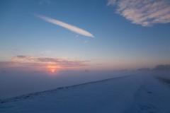 Zonsopkomst (TIF Fotografie) Tags: winter landscape sneeuw nederland zon landschap huissen zonsopkomst ochtendzon natuurenlandschap ingridfotografie avondennachtfotografie