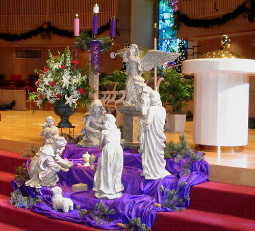 Sarasota - Advent at Church of the Palms by roger4336, on Flickr