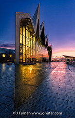 Riverside Museum Glasgow (John Farnan Photography) Tags: scotland unitedkingdom glasgow glasgownight glasgowarchitecture glasgowsunrise transportmuseumglasgow glasgowcityscape glasgowriverside glasgowbuilding museumglasgow glasgowlandscape glasgowfineart glasgowcanvas glasgowprints glasgowregenerated glasgowbluehour riversidetransportmuseumglasgowview