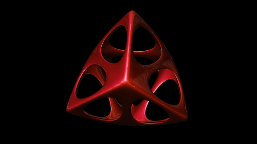 """tetrahedron spiky soft • <a style=""""font-size:0.8em;"""" href=""""http://www.flickr.com/photos/30735181@N00/8325424743/"""" target=""""_blank"""">View on Flickr</a>"""