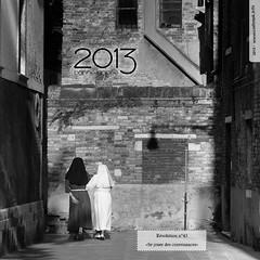 Happy new year 2013 (cushmok) Tags: bw newyear wishes 2013 cushmok
