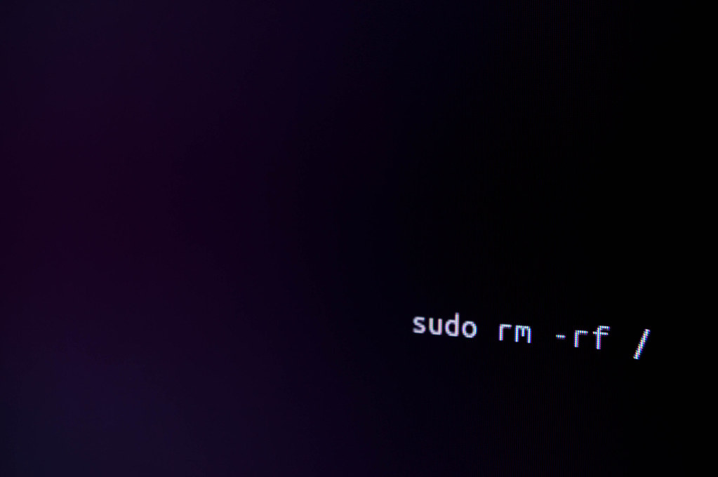 The World's Best Photos of commandline and terminal - Flickr Hive Mind