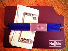 HuMn Wallet (Daniel Incandela) Tags: wallet moneyclip humn uploaded:by=flickrmobile flickriosapp:filter=orangutan orangutanfilter