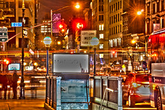Subway (matthewcohen93) Tags: new city nyc newyorkcity nightphotography tourism nikon artisticphotography newyorkatnight newyorkcitylandmarks nycphotography nikond5000 january2013 todaysuploads