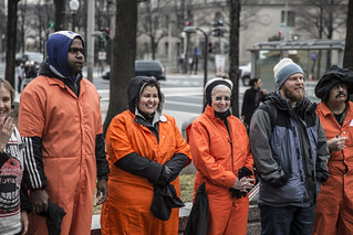 Witness Against Torture: Kevin, Amber, Judith, John