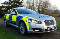 Day 12 - New police car set to drive down crime
