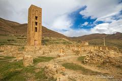 Al Qal'a of Beni Hammad    (zedamnabil) Tags: africa heritage site ruins unesco maghreb afrique ruines sigma1020 patrimoinemondial archeologique maadid msila canon7d zedamnabil lakaladesbnihammad