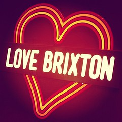 #love #brixton (JamesRoseUK) Tags: camera london love apple square neon phone heart toaster squareformat brixton iphone tkmaxx iphoneography instagramapp