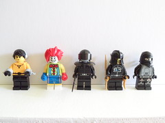 B4B Heroes (-{Peppersalt}-) Tags: for lego battle superheros villians peppersalt blackhaven