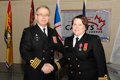 QDJM presentation (Atlantic Cadets Atlantique) Tags: canada novascotia ceremony flags marching shearwater pe pr