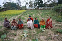 Helping rural women farmers in Nepal's Terai