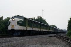 Southern Railway FP7 (Andy961) Tags: railroad train virginia diesel ns engine railway southern va locomotive passenger sr fp7 norfolksouthern calverton emd funit