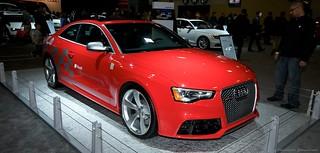 2013 Washington Auto Show - Lower Concourse - Audi 12 by Judson Weinsheimer