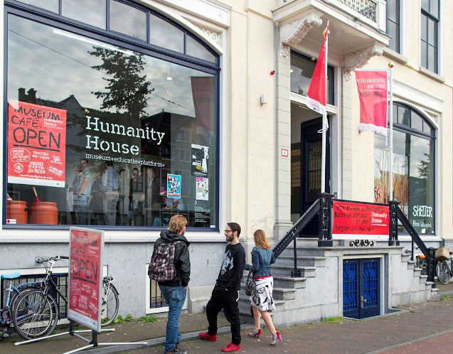 Humanity House Den Haag
