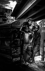 Lost In Time - 3 (mithila909) Tags: people road streetphotography childhood lifestyle chittagong bangladesh