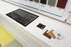 Altro Showroom London 2016-Altro digital kiosk-31 (Altro USA) Tags: showroom generalareas