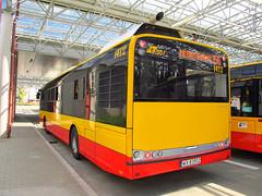 Solaris Urbino 12III, #1412, MZA Warszawa (transport131) Tags: bus autobus ztm warszawa solaris urbino mza warsaw