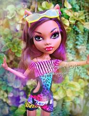 (Linayum) Tags: clawdeen clawdeenwolf gloombeach mh monsterhigh monster mattel doll dolls mueca muecas toy toys juguete juguetes linayum