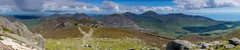 The Kingdom of Mourne (Glen Sumner Photography) Tags: ireland sun mountain mountains summit isolated vast countydown mournes slievecommedagh covemountain slievedonard slievelamagan slievebeg slievebinninan