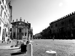 Piazza Sordello (SixthIllusion) Tags: palazzo ducale palace cathedral duomo mantova mantua italy sordello square travel heritage architecture