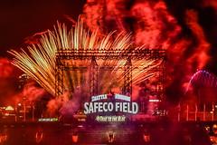 _DSC0720 (marilynwe) Tags: 2016 becca chris family marinersgame rebecca safecofield turnerfamily fireworks