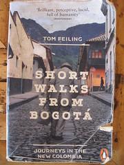 Short walks from Colombia (Tom Feiling) (Sasha India) Tags:              ometepeisland ometepe nicaragua journey travel             eljardindelavida puntagorda balgue tomfeiling book