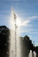Fontnen vor dem Maximilaneum IV (Grner Nomade) Tags: mnchen maximilaneum fontne
