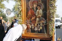 11. Meeting of the Svyatogorsk Icon of the Mother of God / Встреча Святогорской иконы в Лавре