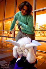 Undertale 17 (MDA Cosplay Photography) Tags: undertale game videogame cosplay costume photoshoot otakuthon 2016 montreal quebec canada chara asriel