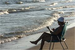 3822- PAZ Y DESCANSO- ISLANTILLA- HUELVA - (-MARCO POLO-) Tags: playas costas atardeceres ocasos rincones mares