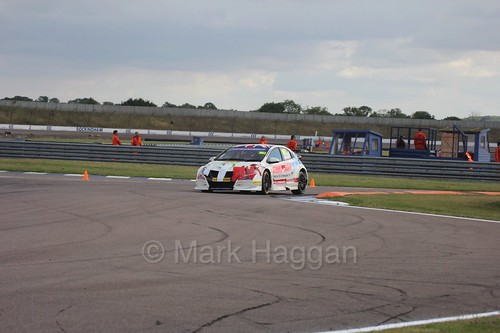 Matt Simpson at Rockingham, August 2016