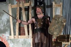 160724_MilesGloriosus_089 (sergio_scarpellini) Tags: milesgloriosus plautusfestival plautus theater teatro sarsina plauto ettorebassi justinemattera corradotedeschi