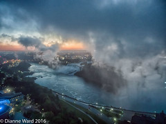 Day 248/366 Last view of the falls before we headed home. (Tewmom) Tags: 366the2016edition 3662016 day248366 4sep16 niagara niagarafalls ontario canada falls cloud outdoor sky