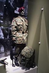 Polish camouflage uniform (quinet) Tags: 2015 kostum museumofthepolisharmy muzeumwojskapolskiego poland varsovie warsaw warschau warsowa costume soldats soldiers uniform uniforme
