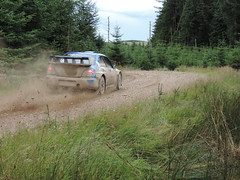 Grampian Stages Rally 2016 (RS Pictures) Tags: src scottish rally championship coltel grampian stages stage 2016 durris ss forest forestry road track special ss6 2 subaru imprea wrc s12 s12b impreza motorsport auto