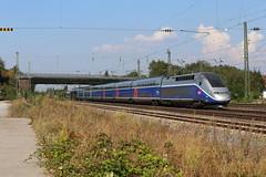 SNCF TGV 4710 310019, Graben-Neudorf (michaelgoll777) Tags: sncf tgv