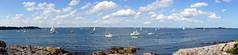 (elalex2009) Tags: marbleheadma marbleheadharbor sky clouds boats ocean oceanview atlanticocean panorama explore explored panoramicview