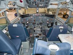 Aviation museum (James E. Petts) Tags: aircraft iceland aeroplane akureyri aviation boeing727 cockpit museum