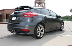 Customer's Ford Focus ST with Borla Catback Exhaust System (vividracing) Tags: aftermarket borla catback exhaustsytem focusst ford performance power stainlesssteel torque tuning wholesale
