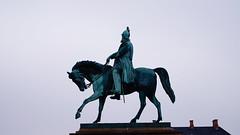 DSC03843 (kremer.christiane) Tags: copenhagen statue estatua cobre copper old antiguo caballo horse ride cabalgar denmark dinamarca copenhague