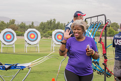 20160919_nvssc_day-2 (41) (U.S. Department of Veterans Affairs) Tags: summer sports clinic adaptive sandiego therapy sport archery chula vista olympic training center