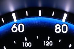 The Speed Of Light  HMM (acwills2014) Tags: macromondays speed light cars speedometer ef100mmf28 dashboard