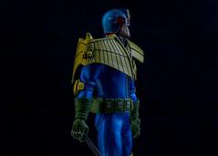 Judge Dredd (DavidFuentesPhoto) Tags: dredd judge mezco ad
