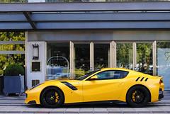 Ferrari F12tdf (MarcoT1) Tags: ferrari f12tdf hungary budapest nikon d3000 50mm