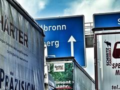 A81 bei Stuttgart (Peter Schler) Tags: autobahn a81 stau rushhour traffic germany flickr peterpe1