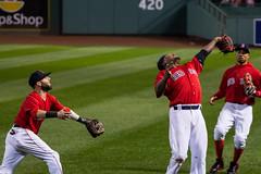 IMG_0221 (Kevin Wiles Photography) Tags: boston bostonredsox redsox fenway fenwaypark majorleaguebaseball baseball mlb dustinpedroia hanleyramirez mookiebetts