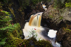 Cascade River Falls (Epica Pictures) Tags: minnesota landscape beauty waterfalls river epica pictures amazing water rock